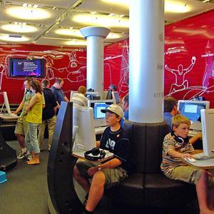 Интернет-кафе Горного