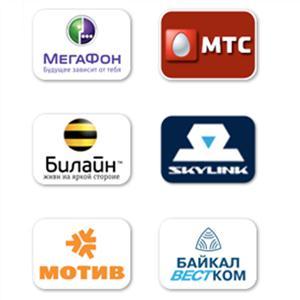 Операторы сотовой связи Горного