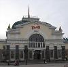 Железнодорожные вокзалы в Горном
