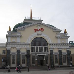 Железнодорожные вокзалы Горного
